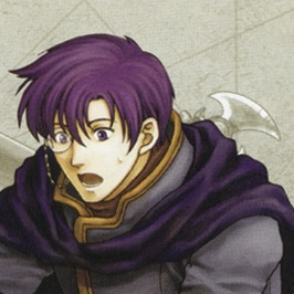 Canas from Fire Emblem Blazing Swords