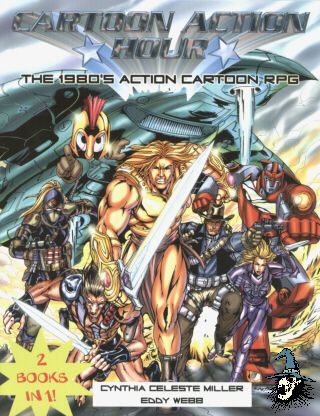 Cartoon Action Hour Tabletop Game Tv Tropes