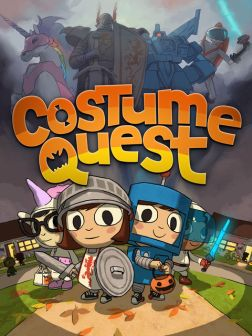 & Costume Quest (Video Game) - TV Tropes