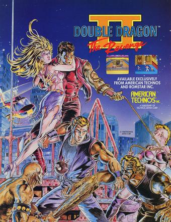 Double Dragon Video Game Tv Tropes