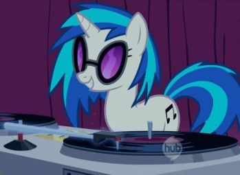 My Little Pony Friendship Is Magic Awesome Music Tv