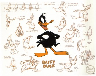 Daffy Duck (Western Animation) - TV Tropes