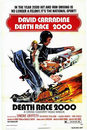 death race 2000 film tv tropes
