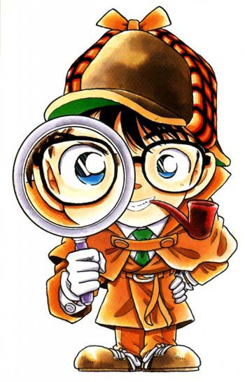 Mystery And Detective Anime Manga