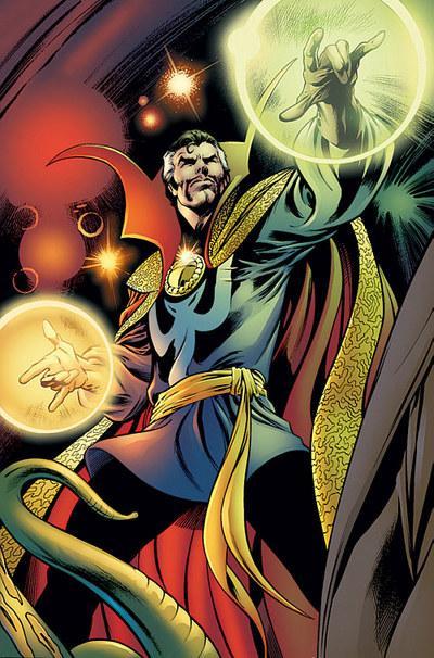 Doctor Strange (Comic Book) - TV Tropes  Doctor Strange ...