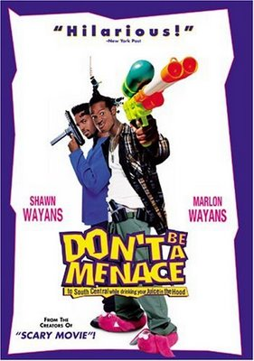 an analysis of three movies boyz n da hood menace to society and juice Buy don't be a menace to south central while drinking your juice in such as boyz n the hood, menace ii society and i like to have collections of movies.