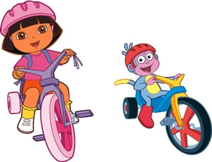 http://static.tvtropes.org/pmwiki/pub/images/Dora_and_Boots_Wearing_Helmets_7177.jpg