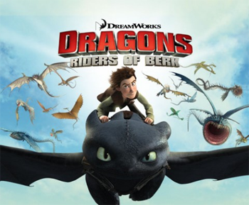 Dragons: Riders of Berk (renamed to Dragons: Defenders of Berk for the