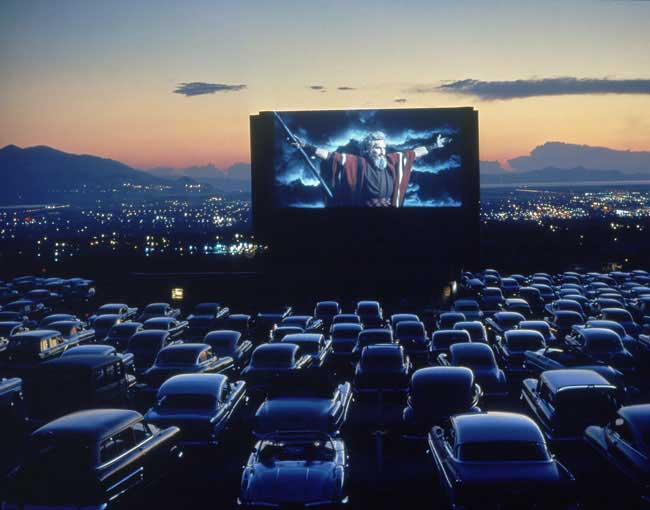 Drive Inn Movie Aters