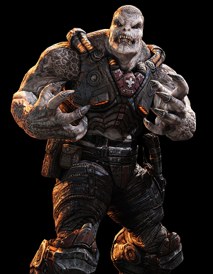 Gears Of War Locust / Characters - TV Tropes