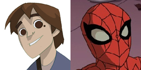the spectacular gargoyles the spectacular spiderman