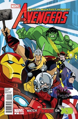 The Avengers Earth's Mightiest Heroes Episodes Download