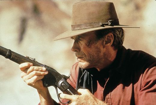 Clint in Unforgiven