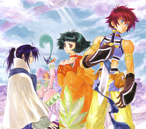 Tales of Eternia (Video Game) - TV Tropes