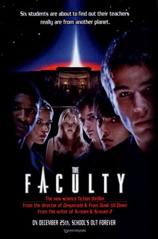 The Faculty Film Tv Tropes