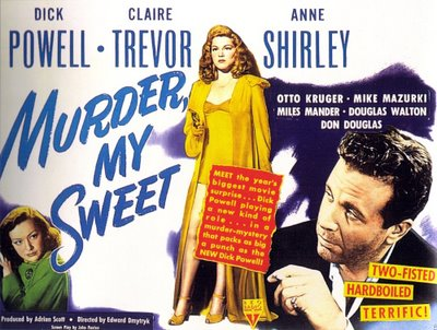 Image result for murder my sweet film