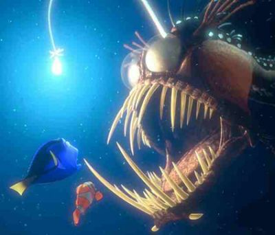 alluring anglerfish - tv tropes, Reel Combo