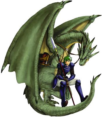 Dragon Rider - TV Tropes