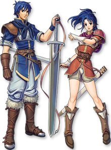 Fire Emblem Mystery Of The Emblem Characters Tv Tropes