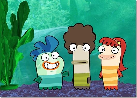 Fish Hooks (Western Animation) - TV Tropes