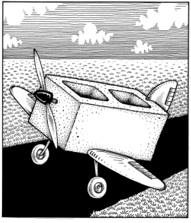 http://static.tvtropes.org/pmwiki/pub/images/FlyingBrick.jpg