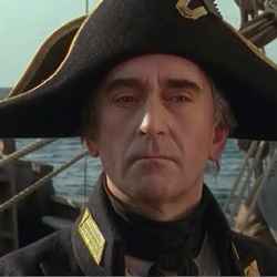 Denis Lawson hornblower