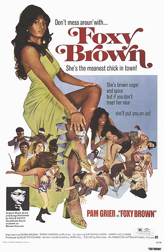 Foxy Brown (Film) - TV Tropes
