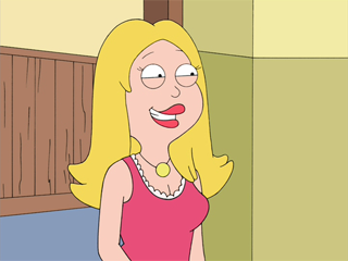 Can you Sexy francine american dad cute dress