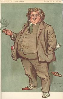 G. K. Chesterton (Creator) - TV Tropes