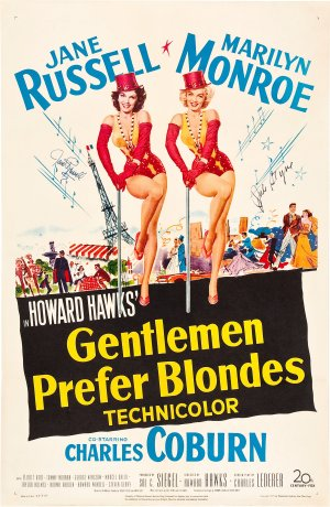 an analysis of gentlemen prefer blondes by anita loos Gentlemen prefer blondes by anita loos on amazon collaboration with colette in the late 1940s, anita was hired to adapt the novel gigi by the french author colette for the stage, something that several writers failed at before she stepped in.