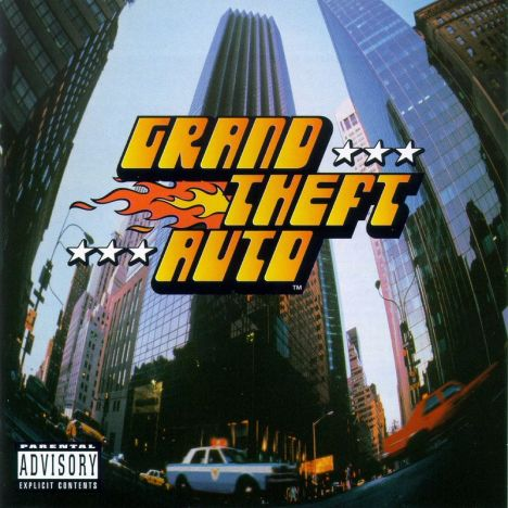 grand theft the game