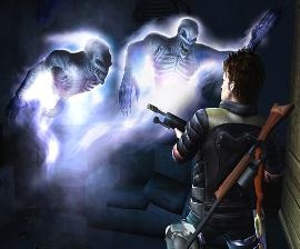 ghost hunter video game tv tropes