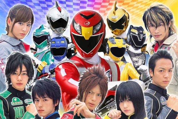 Samurai Sentai Shinkenger  Characters  TV Tropes