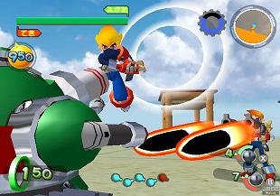 Gotcha Force (Video Game) - TV Tropes