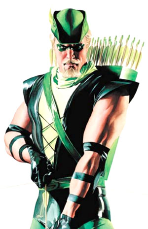 Green Arrow Comic Book Tv Tropes