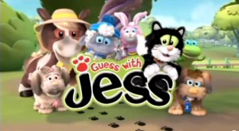 Guess with Jess (Western Animation) - TV Tropes