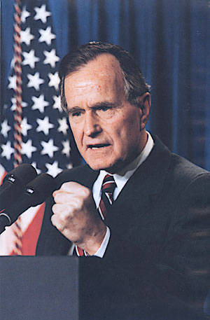essays on george h.w. bush Free essays the words of president george w bush on 9 president george hw bush went to the persian more about the words of president george w bush.