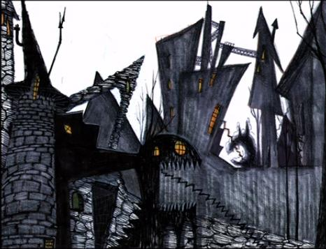 Halloween Town Image Links Tv Tropes