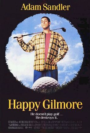 Happy gilmore film tv tropes - The cob house happiness lies in simple things ...