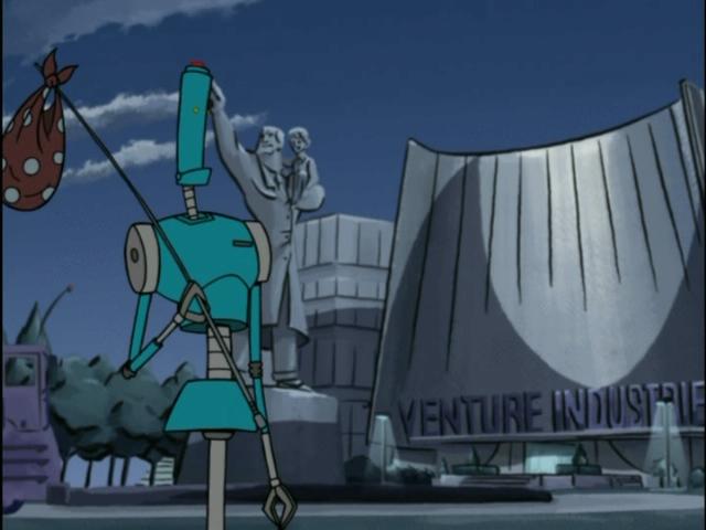 the venture bros team venture characters tv tropes