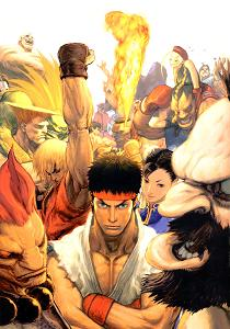 Street Fighter II (Video Game) - TV Tropes