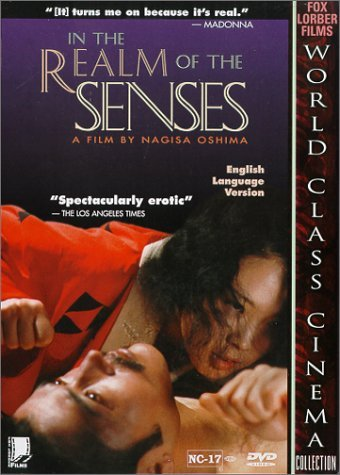 a review of oshima nagisas film in the realm of the senses