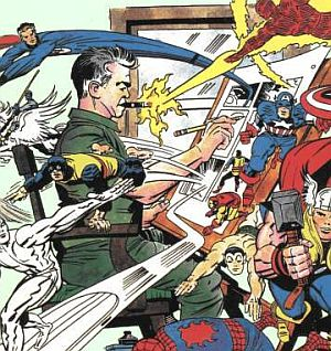 http://static.tvtropes.org/pmwiki/pub/images/JackKirby_and_friends_4579.jpg