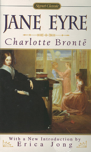an analysis of jane eyre a novel by charlotte bronte Their mother died when charlotte, emily, anne, and their brother branwell were   a criticism that was made against all the bronte novels--coarseness  jane  eyre is, indeed, one of the coarsest books which we ever perused.