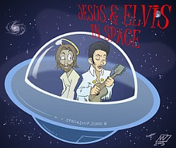 https://static.tvtropes.org/pmwiki/pub/images/Jesus_and_Elvis_in_Space.jpg