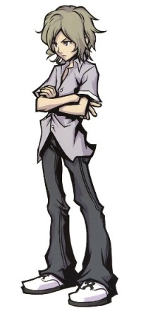 The World Ends with You / Characters - TV Tropes
