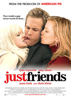 Ryan Reynolds  Friends on Just Friends   Television Tropes   Idioms
