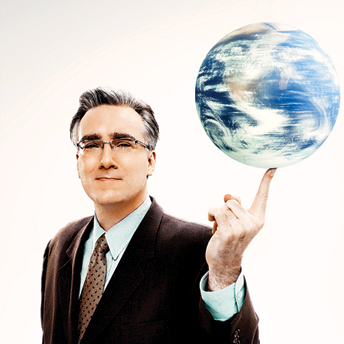 https://static.tvtropes.org/pmwiki/pub/images/Keith_Olbermann_and_Globe.jpg