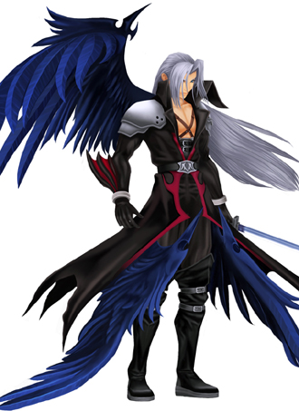 Sephiroth Wing Kingdom Hearts Indepen...