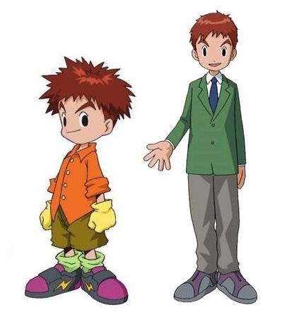 Digimon Adventure Chosen Children Characters Tv Tropes